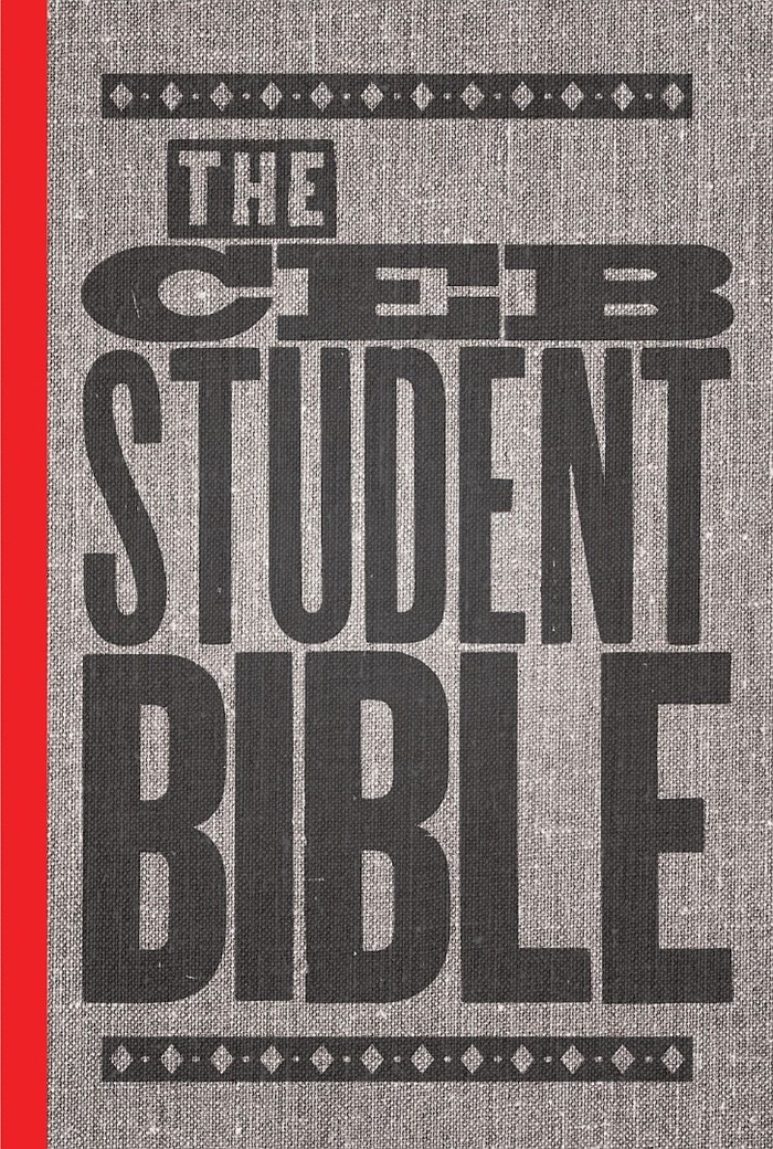 The CEB Student Bible