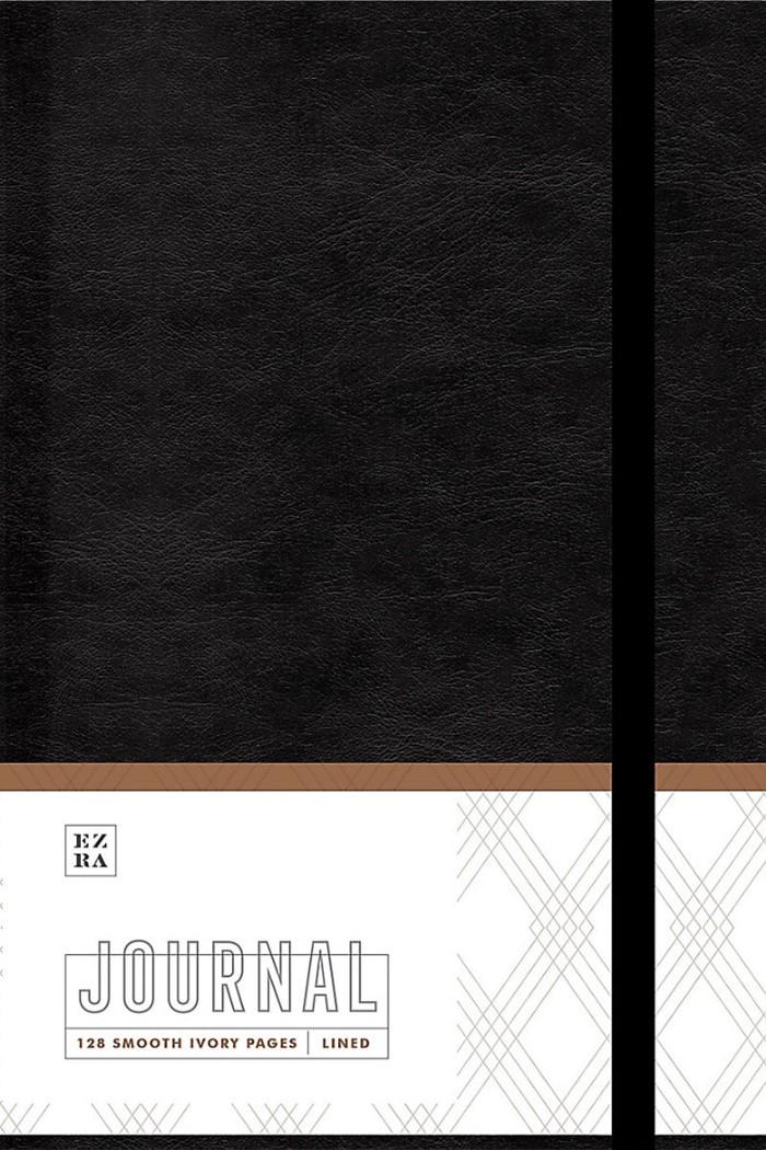 Ezra Journal, Black