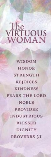 Proverbs 31 Bookmark (Pack of 25)