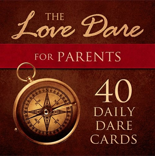 The Love Dare For Parents Cards