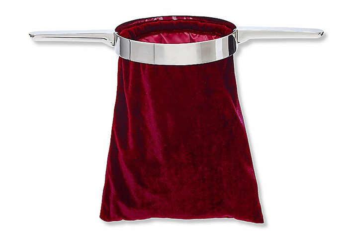 Offering Bag With Handle, Red