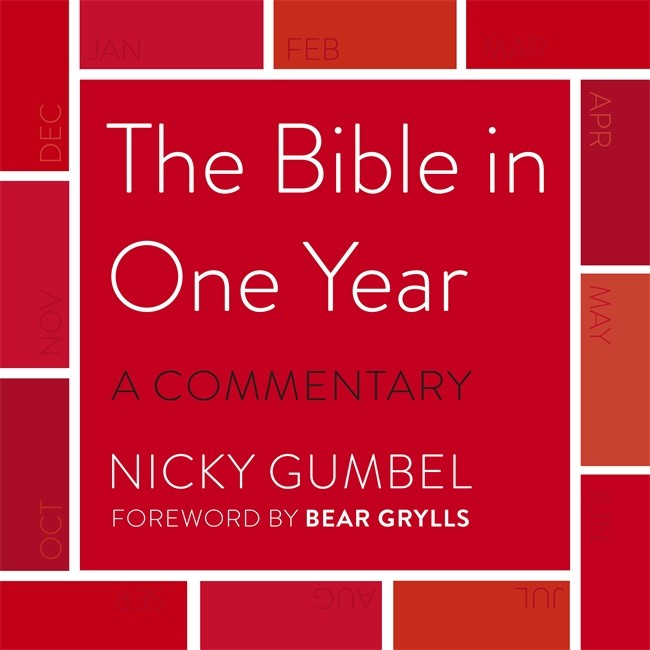 The Bible In One Year Audio CD
