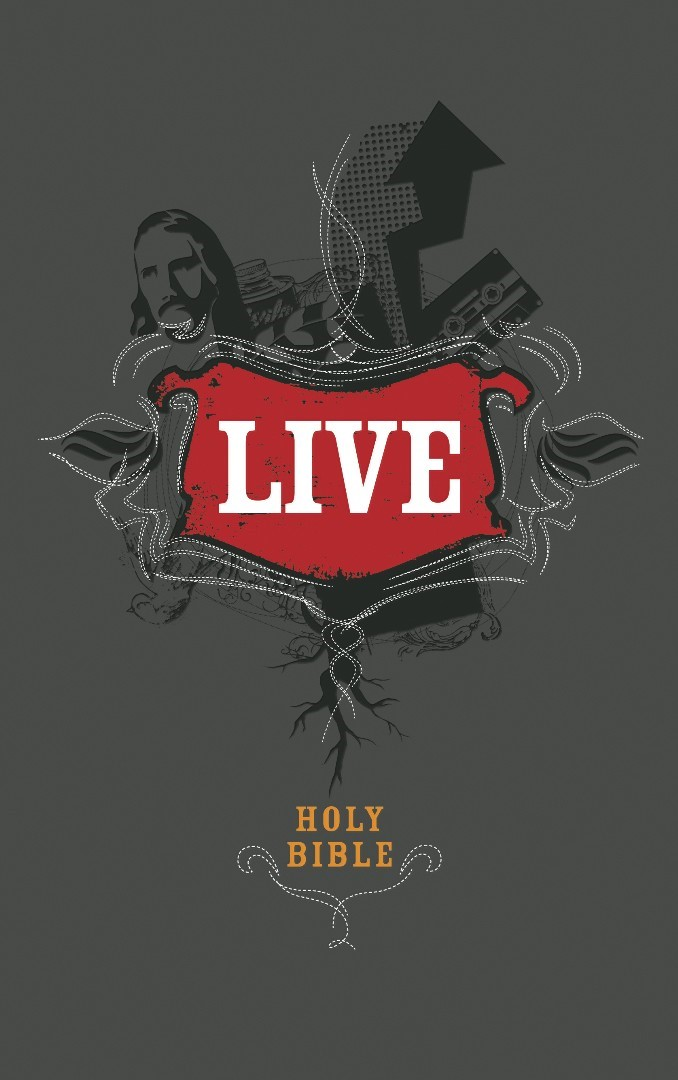 NLT Live Holy Bible