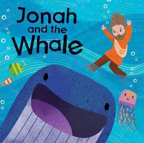 Magic Bible Bath Book: Jonah and the Whale