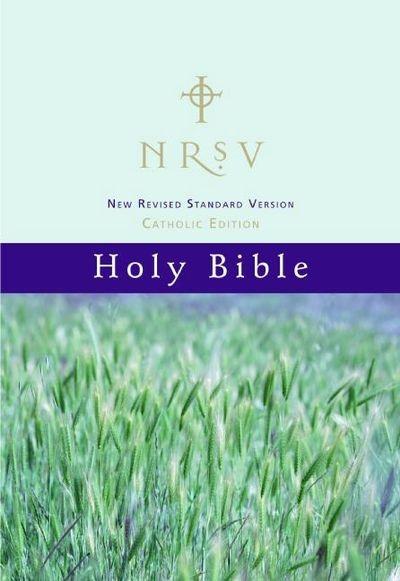 NRSV Catholic Bible, Hardcover