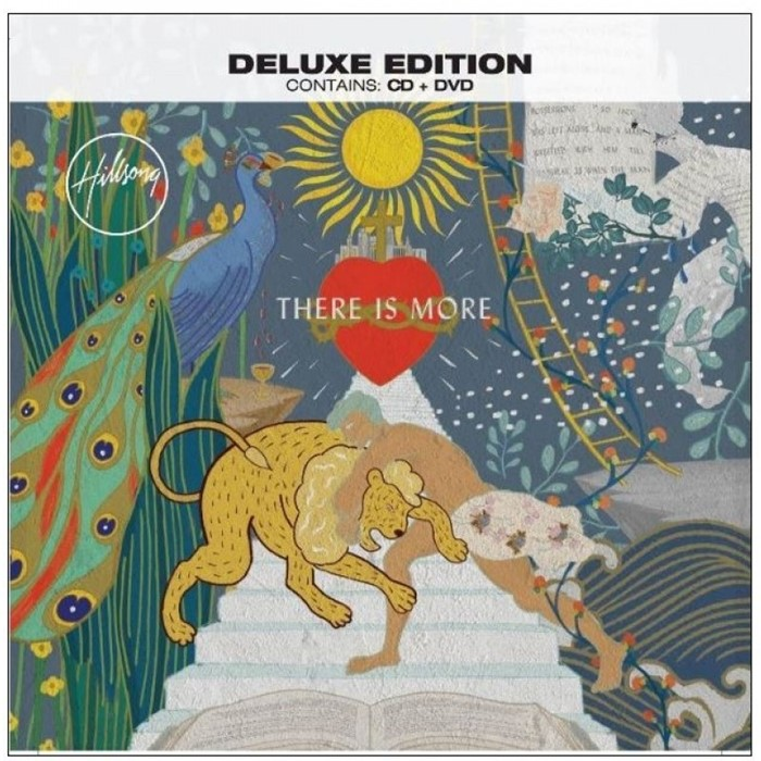 There Is More Deluxe Edition CD/DVD