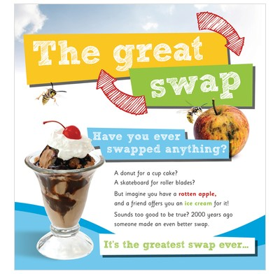 The Great Swap (pack of 25)