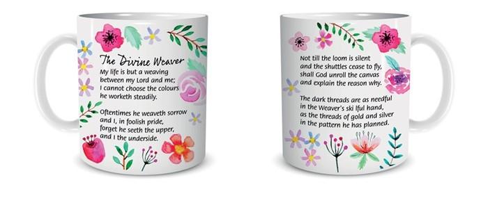 The Divine Weaver Mug