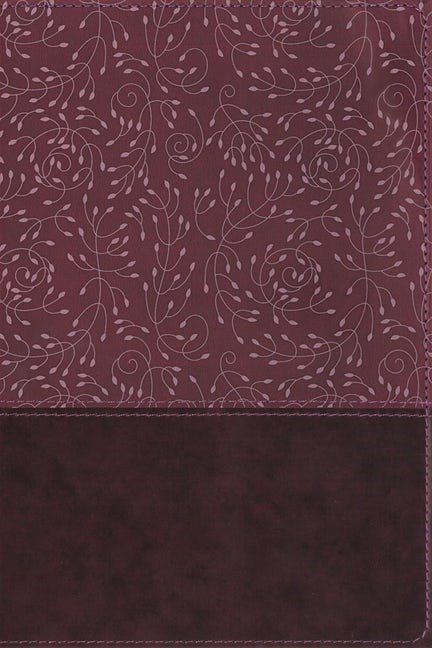 NRSV Thinline Reference Bible, Burgundy, Indexed