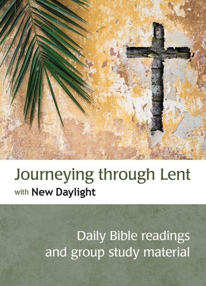 Journeying Through Lent with New Daylight 2020