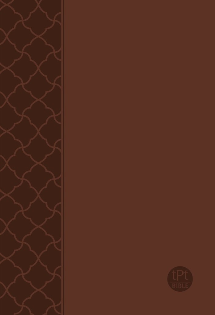 TPT Compact New Testament, Brown