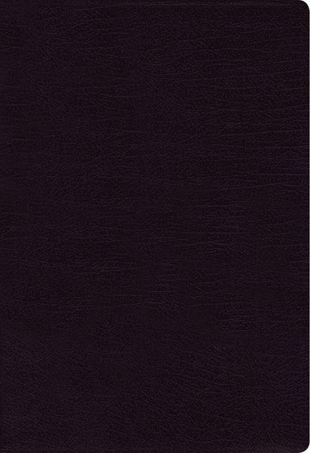 NASB Thinline Bible, Black, Red Letter Ed., Comfort Print