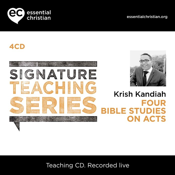 Signature Teaching Series: Acts CD