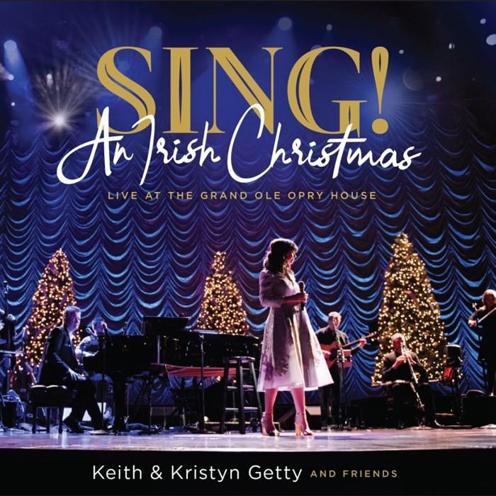 Sing! An Irish Christmas (Live) CD