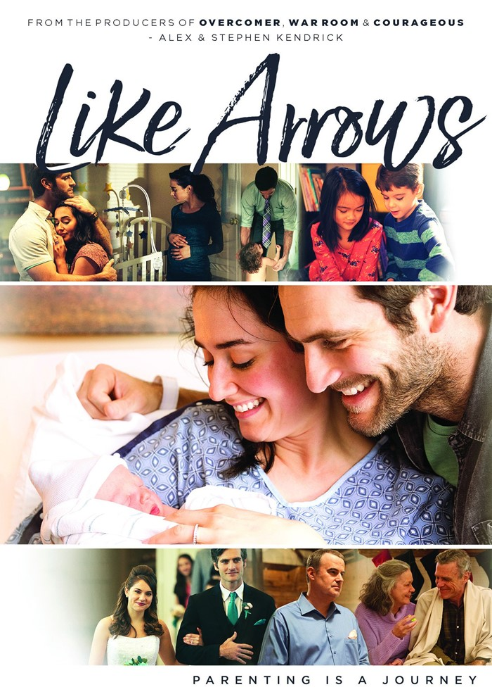 Like Arrows DVD