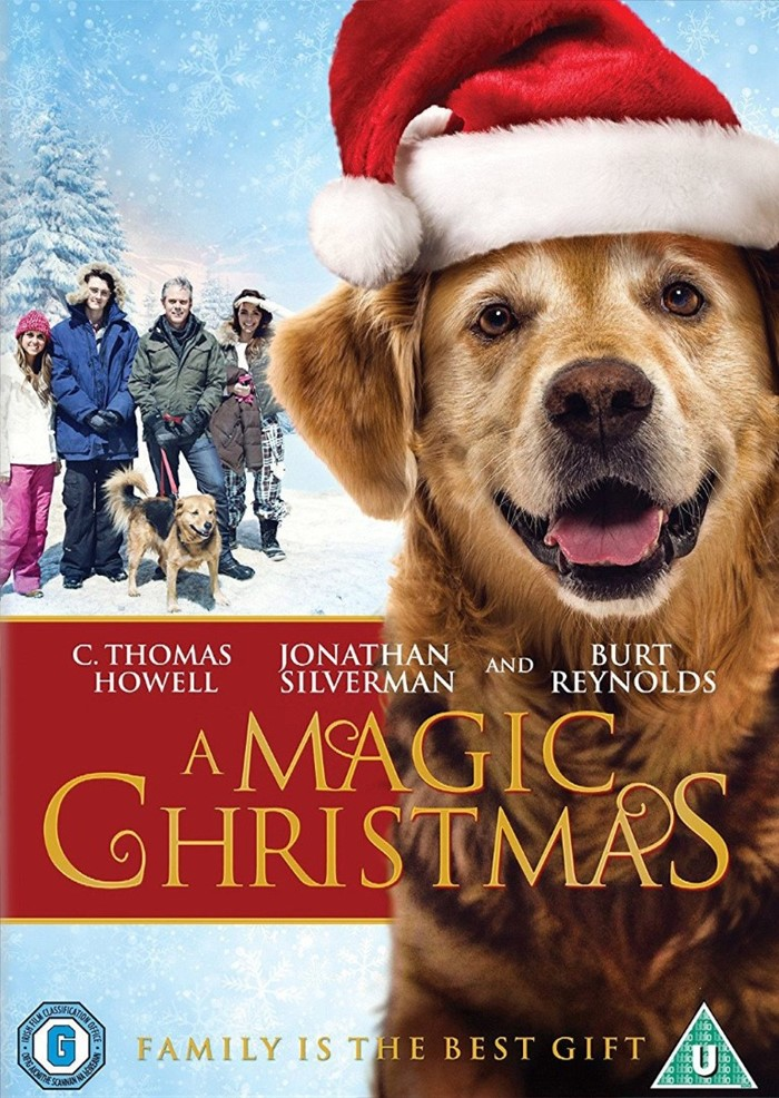 Magic Christmas DVD, A