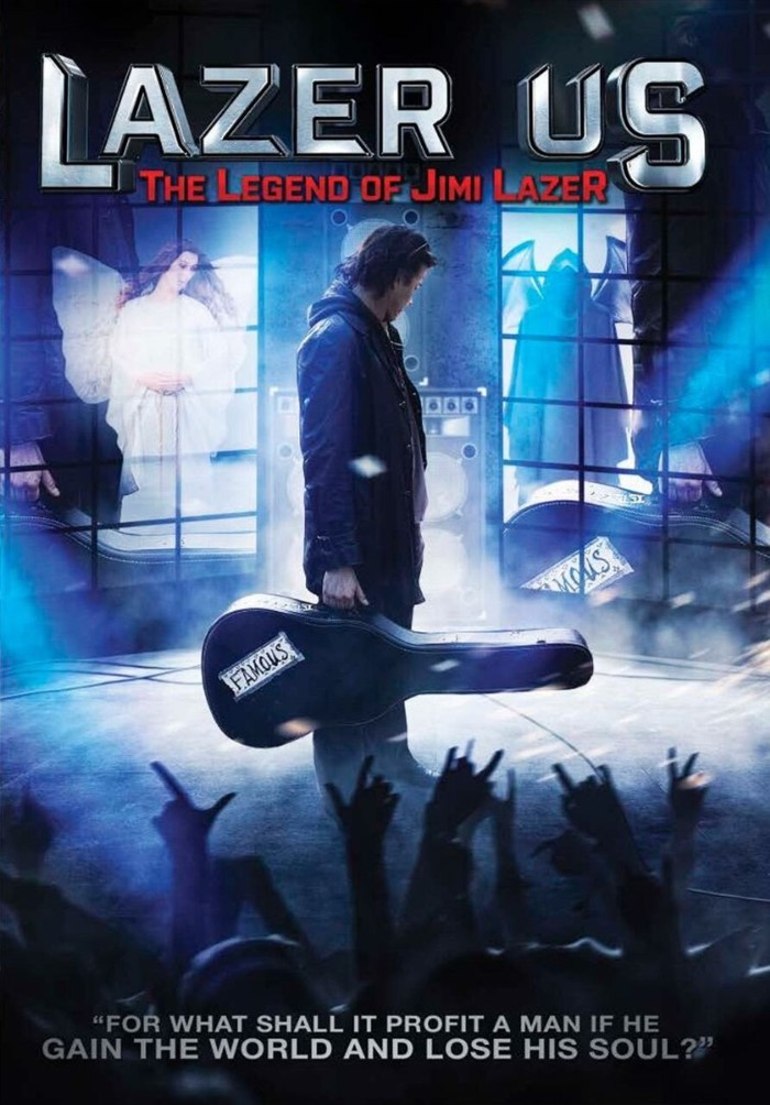 Lazer Us DVD