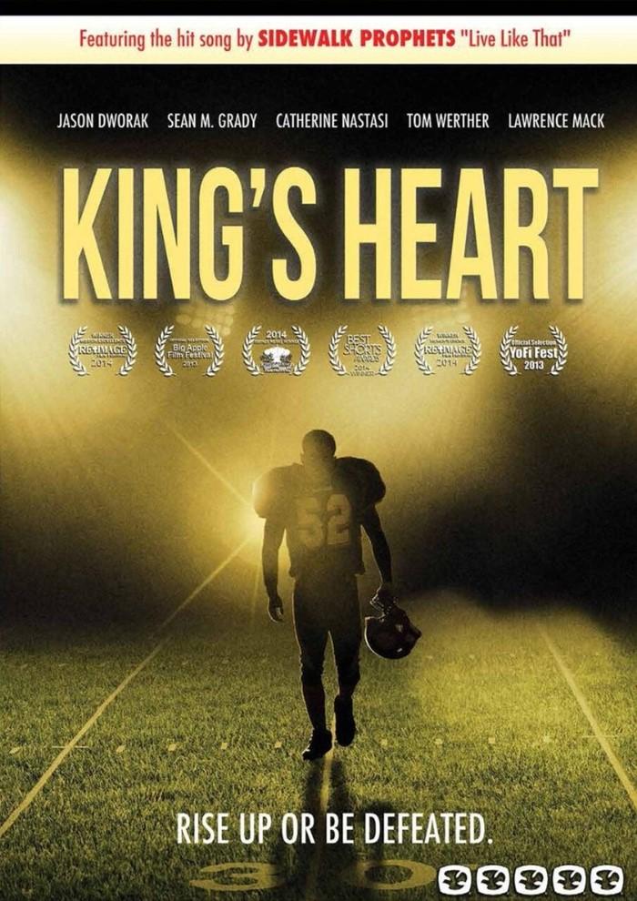 King's Heart DVD