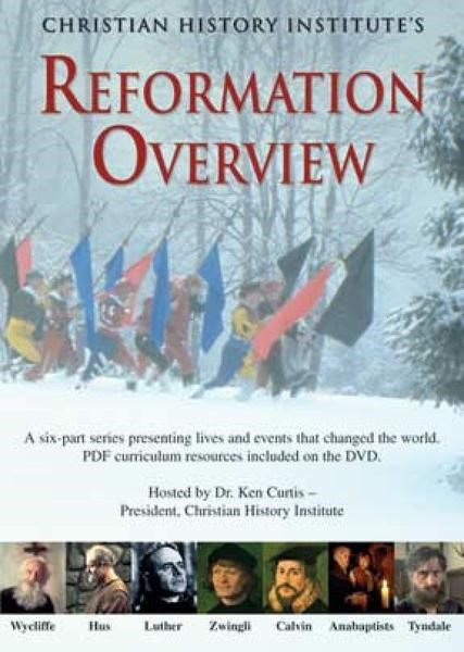 Reformation Overview DVD
