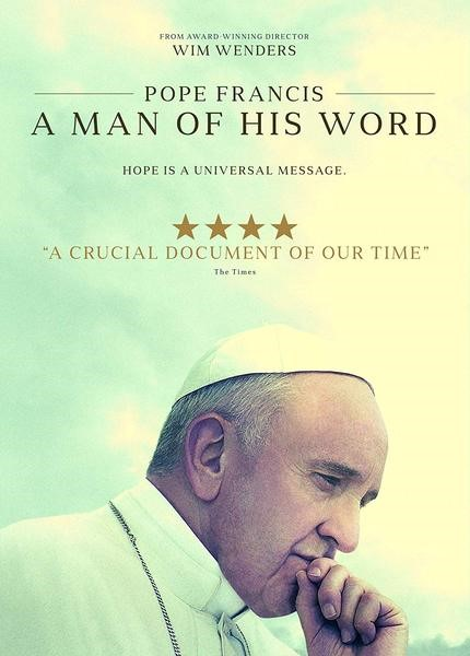 Pope Francis DVD