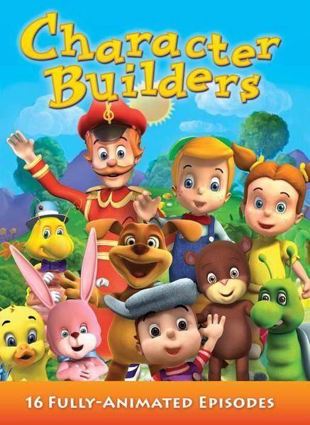 Character Builders DVD