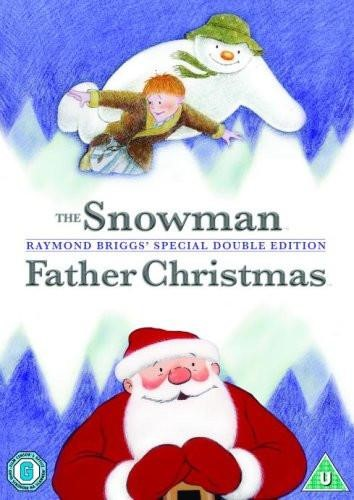 The Snowman/Father Christmas DVD