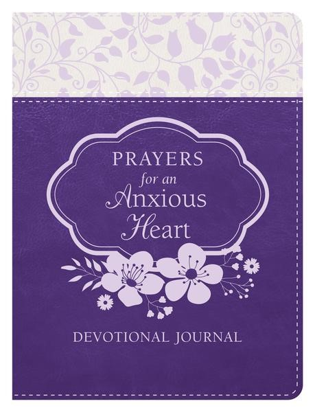 Prayers/Anxious Heart Devotional Journal