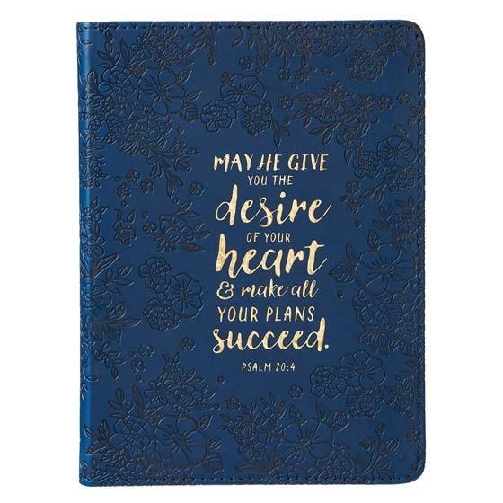 Journal: Psalm 20:4 Navy