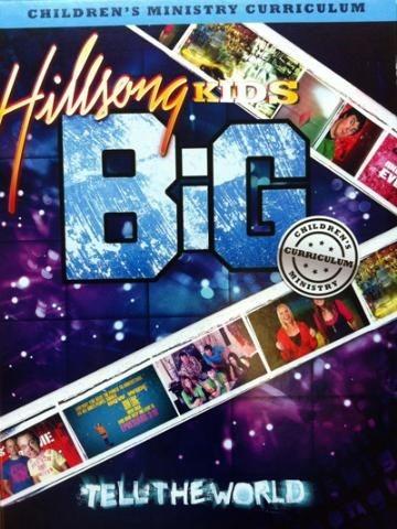 Hillsong Kids - BIG Tell the World Resource Kit