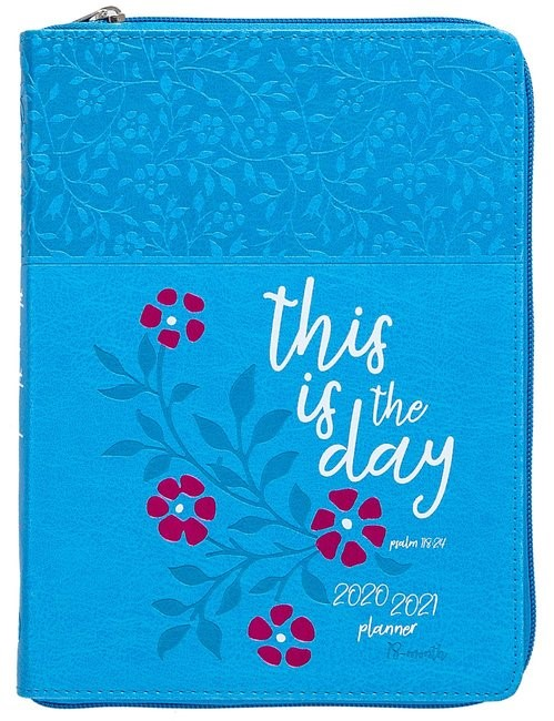 2021 18-Month Planner: This is the Day