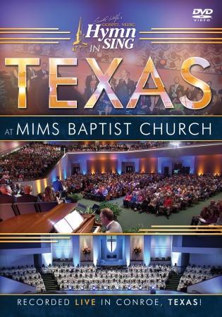 Gospel Music Hymn Sing Texas DVD