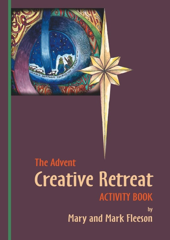 The Advent Creative Retreat Activity Book
