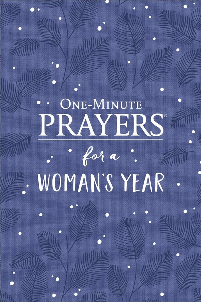 One-Minute Prayers® for a Woman's Year