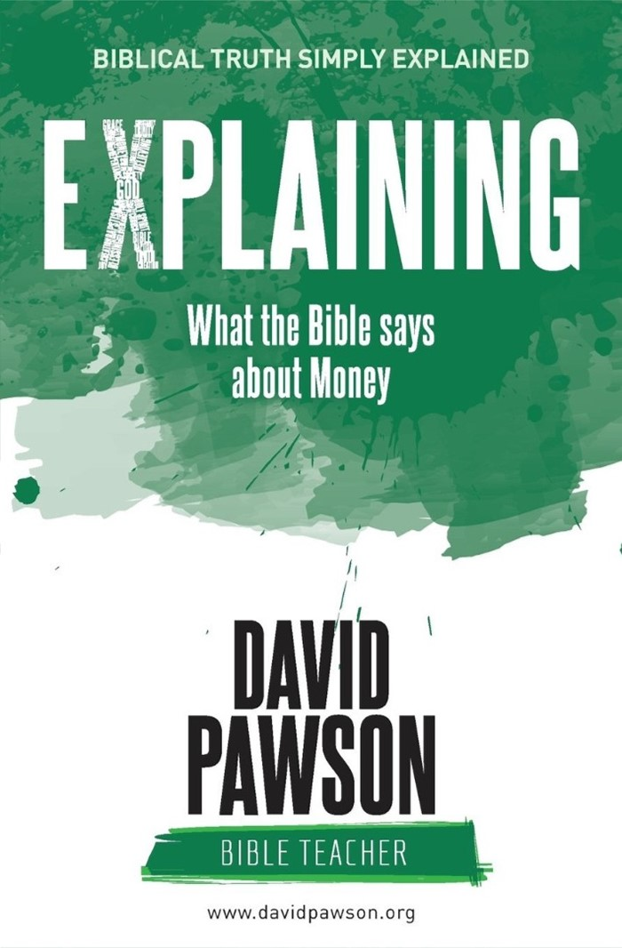 Explaining What the Bible Says About Money