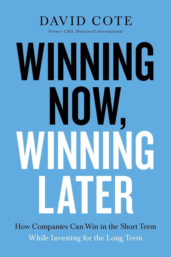 Winning Now, Winning Later