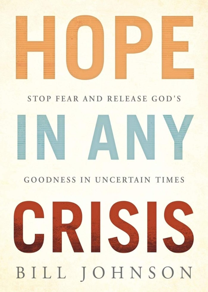 Hope in Any Crisis