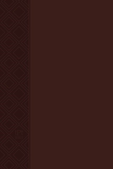 Passion Translation New Testament 2020 Edition, Brown