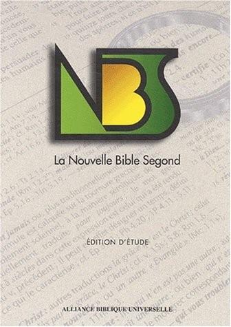 French Bible (La Nouvelle Bible Segond)
