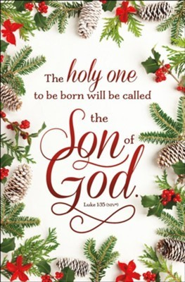 Holy One Bulletin (pack of 100)