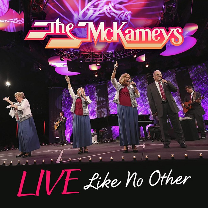 LIVE Like No Other CD & DVD