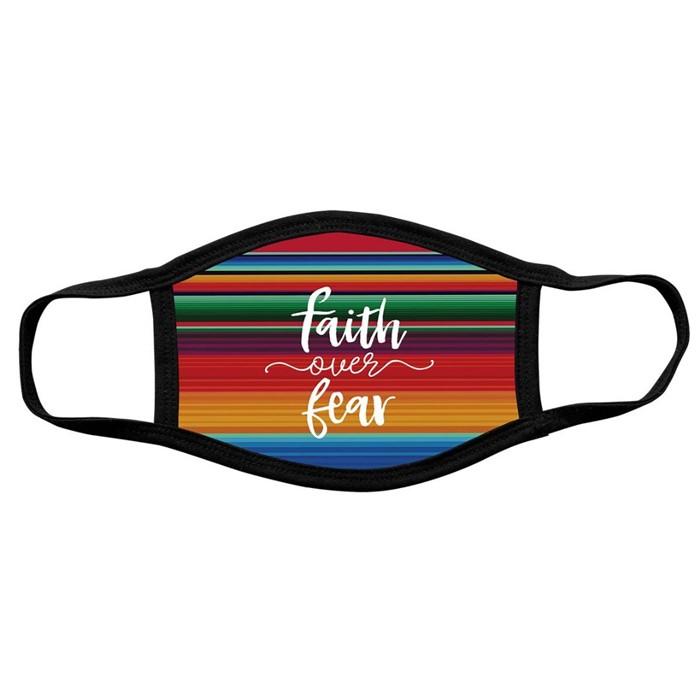 Face Mask: Faith Over Fear