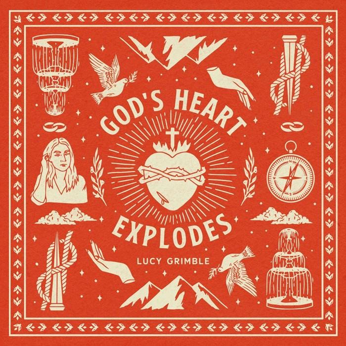 God's Heart Explodes CD
