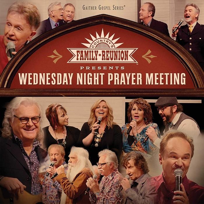 Wednesday Night Prayer Meeting CD