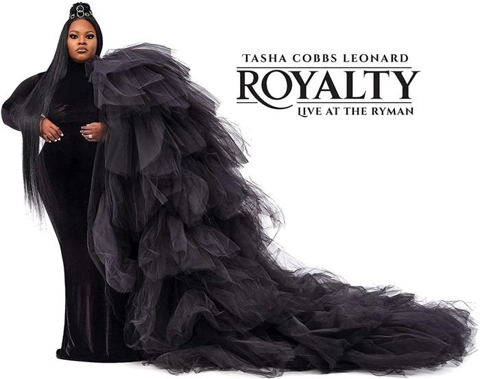 Royalty: Live at The Ryman CD