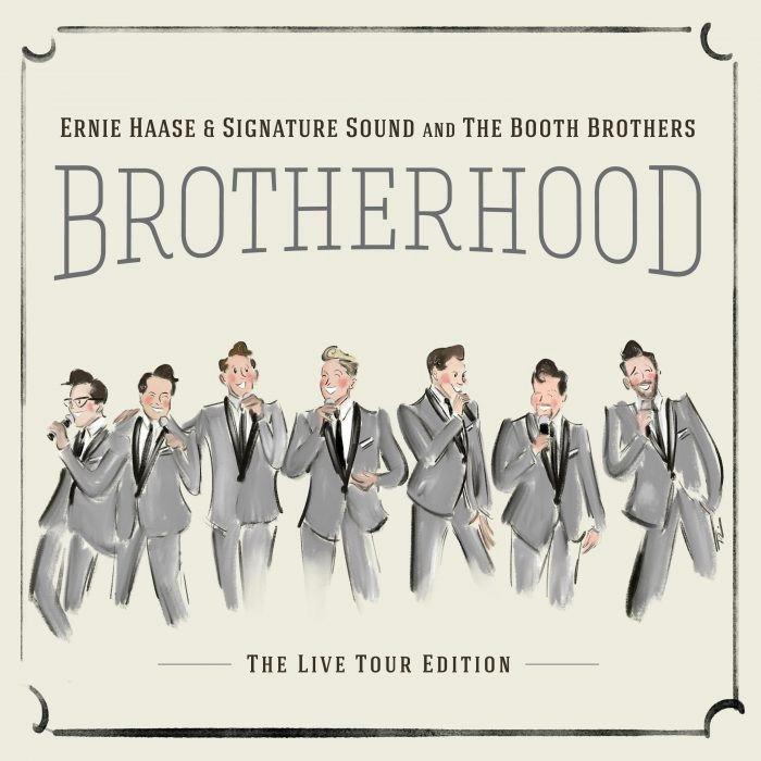 Brotherhood CD