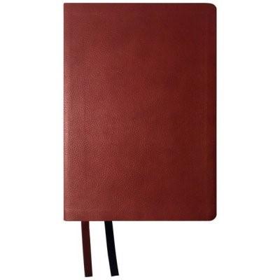 NASB 2020 Giant Print Text Bible, Maroon, Indexed