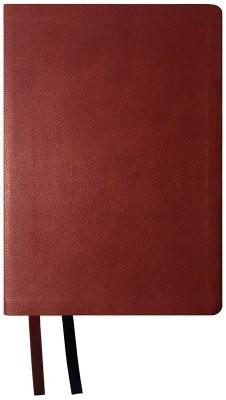 NASB 2020 Large Print Ultrathin Reference Bible, Maroon