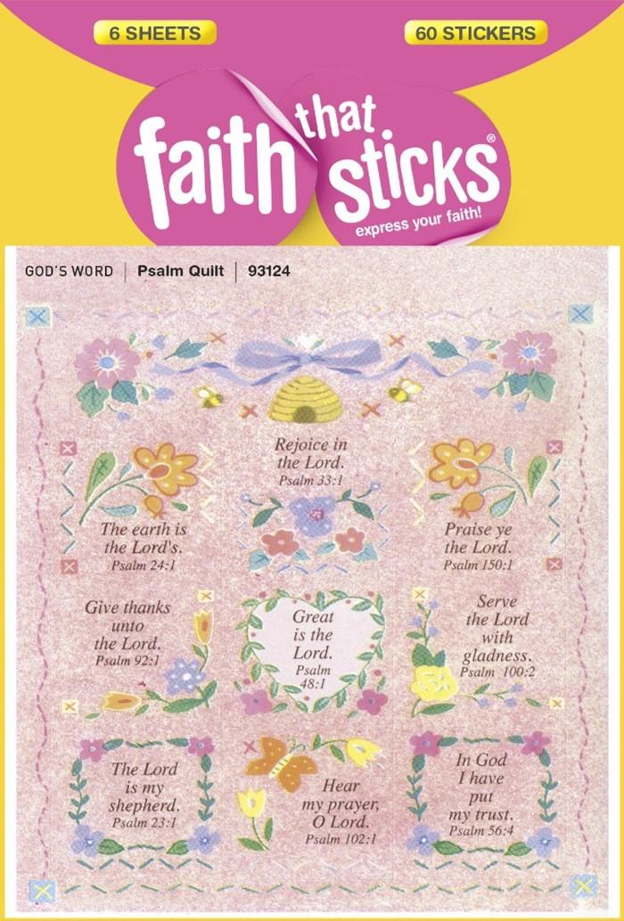 Psalm Quilt