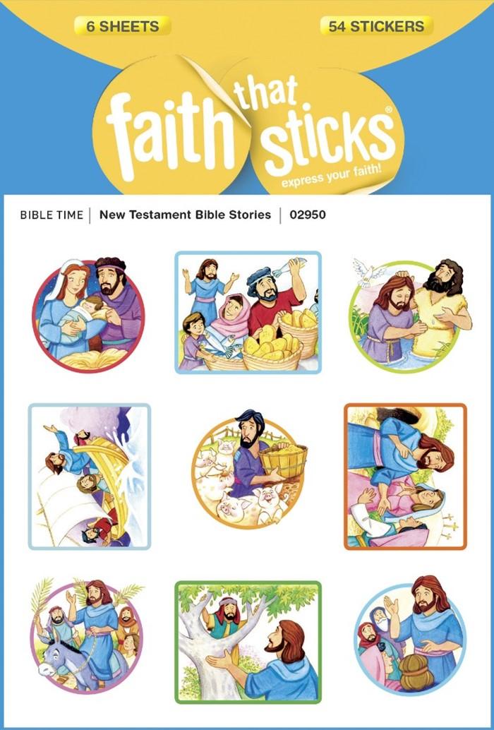 New Testament Bible Stories