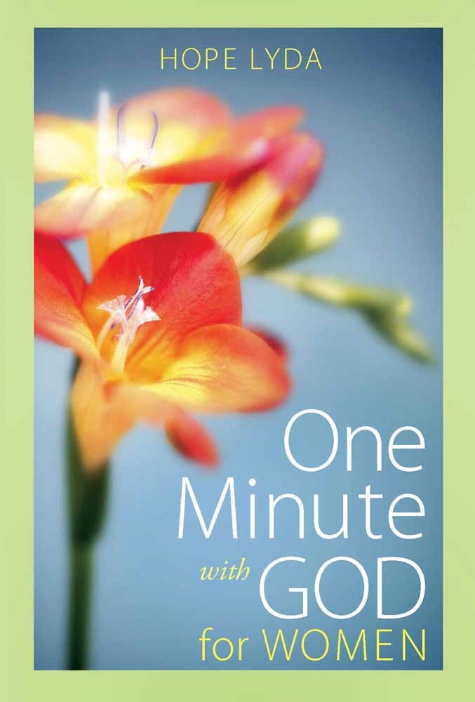 One Minute With God For Women